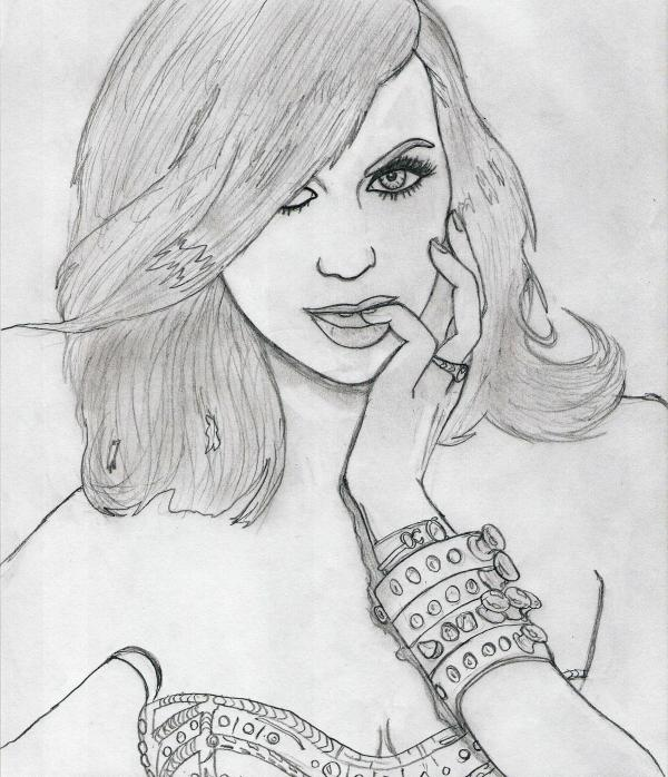 Katy Perry by MDiaz